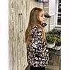 Куртка подростковая для девочки весна/осень  КЕТРИН, фото 2