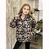 Куртка подростковая для девочки весна/осень  КЕТРИН, фото 4