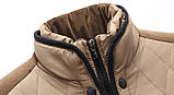 JiuNian original натуральний пух Чоловічий пуховик еврозима парку, фото 4