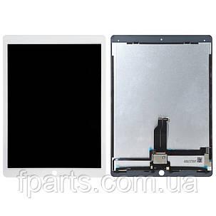 Дисплей iPad Pro 12.9 2015 (A1584, A1652) с шлейфом, White, фото 2