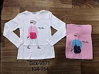 Кофта модная на девочек 134/164 см