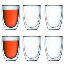 Набір склянок Bodum 6 шт. 4559-10-12