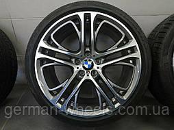 Оригинальные диски  R21 BMW X5 E70 F15 310M Style
