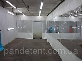 Водостойкие тенты (шторы), завесы ПВХ для склада, цеха,СТО, гаража
