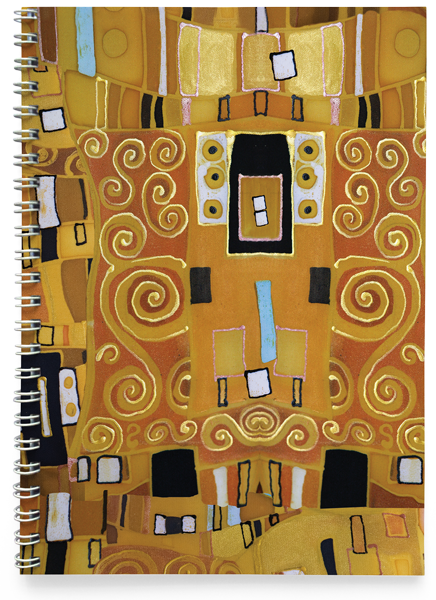 Блокнот Тетрадь Климт, Gustav Klimt