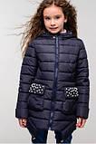 Куртка для девочки  Джейд, размеры 110-158, Тм Nui very, фото 3
