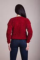 Свитер женский вязанный Турция, фото 7