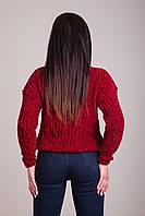 Свитер женский вязанный Турция, фото 8