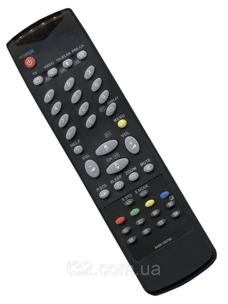 Пульт для Samsung AA59-10075K[TV]13/41