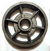 Шкив диаметром 300 мм. заготовка (алюминий)