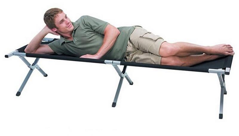 "Раскладушка Bestway ""Rest Camping Bed"" 68065"