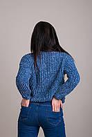 Свитер женский вязанный Турция, фото 5