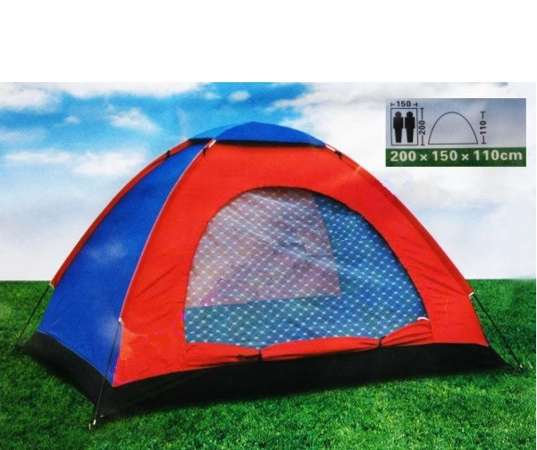 Палатка 2-х местная туристическая Sheng Yuan SY-004