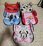 Детское автокресло бустер 15-36 кг Nania Topo Disney, фото 6