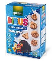 Печенье Gullon Dibus Angry Birds mini cereales 250 г Испания