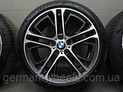 Оригинальные диски R20 BMW X4 F26 310M style