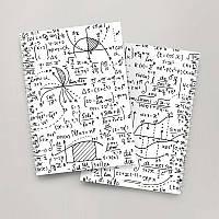 Блокнот Тетрадь Школа, Учителю математики