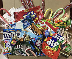 Супер-подарочный набор американских сладостей