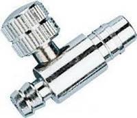 Клапан игольчатый металлический к тонометру, фото 2