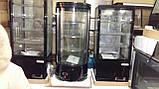 Витрина кондитерская настольная вращающаяся холодильная RTC72L, фото 5