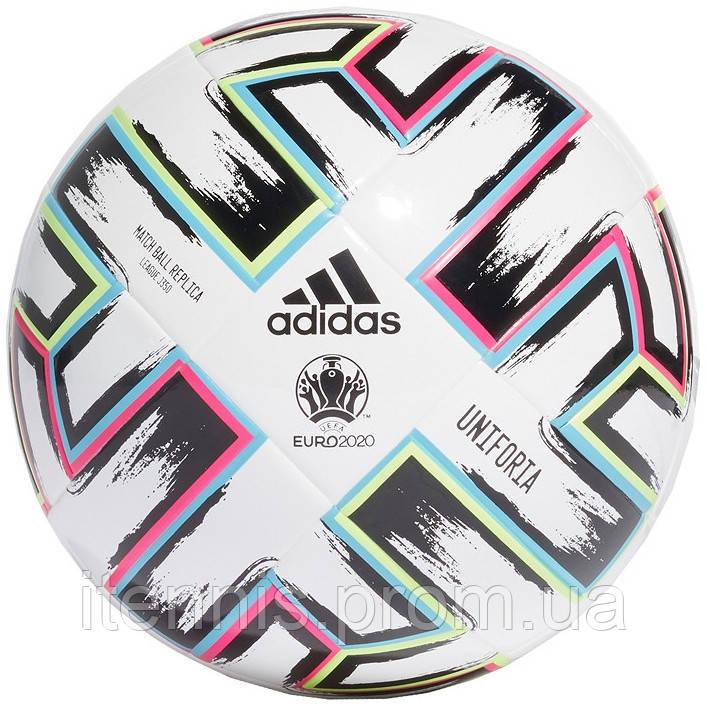 Футбольный мяч Adidas Uniforia Евро-2020 Junior 350g size 5/4