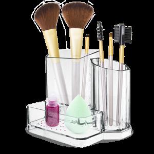 Полички, підставки, контейнери, органайзери, ємності для майстрів beauty service