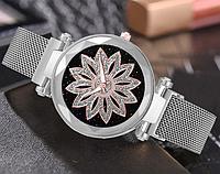 Часы женские магнитный ремешок Starry Sky 3 цвета