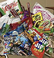 Большой подарочный набор сладостей из Америки