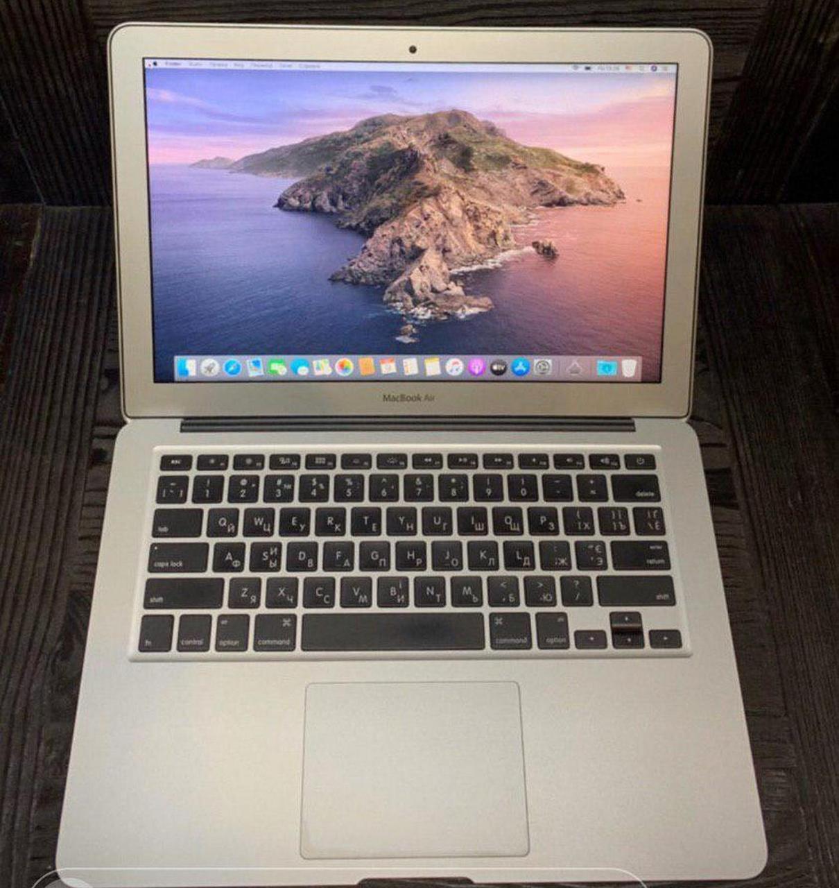 "Б/У Ноутбук Apple MacBook Air 13"" (2015) / Intel Core i5 / 4 RAM / 128 SSD"