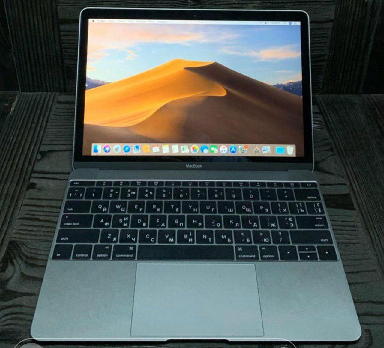 "Б/У Ноутбук Apple MacBook 12"" (2016) / Intel Core m3 / 8 RAM / 256 SSD"