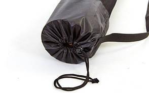 Чехол для йога коврика SP-Planeta DR-5375 (размер 16смх70см, оксфорд, черный), фото 2