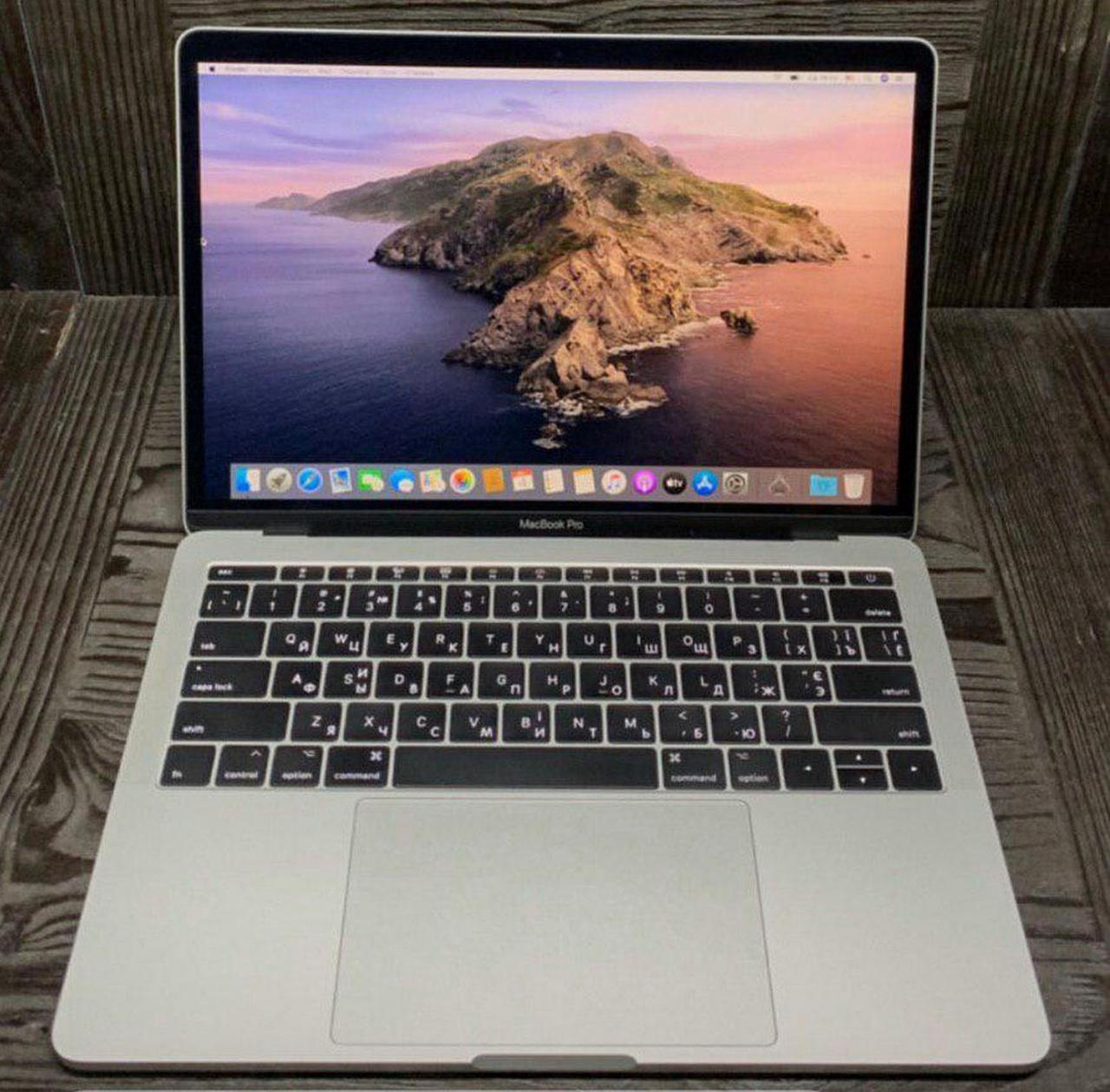 "Б/У Ноутбук Apple MacBook Pro 13"" (2017) / Intel Core i5 / 8 RAM / 256 SSD"