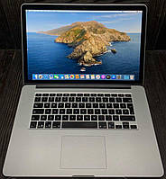 "Б/У Ноутбук Apple MacBook Pro 15"" (2015) / Intel Core i7 / 16 RAM / 128 SSD"