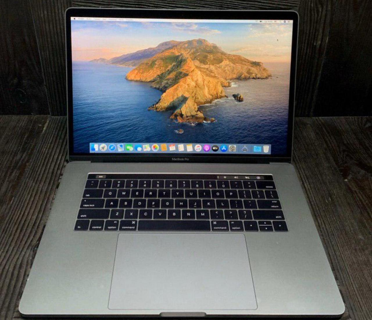 "Б/У Ноутбук Apple MacBook Pro 15"" (2016) / Intel Core i7 / 16 RAM / 1TB SSD"