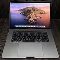 "Б/У Ноутбук Apple MacBook Pro 15"" (2017) / Intel Core i7 / 16 RAM / 256 SSD"