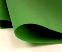 Фоамиран зефирный флористический 50х50см, зеленый