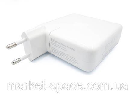 Блок питания для макбука Apple MacBook USB-C 87W, фото 2