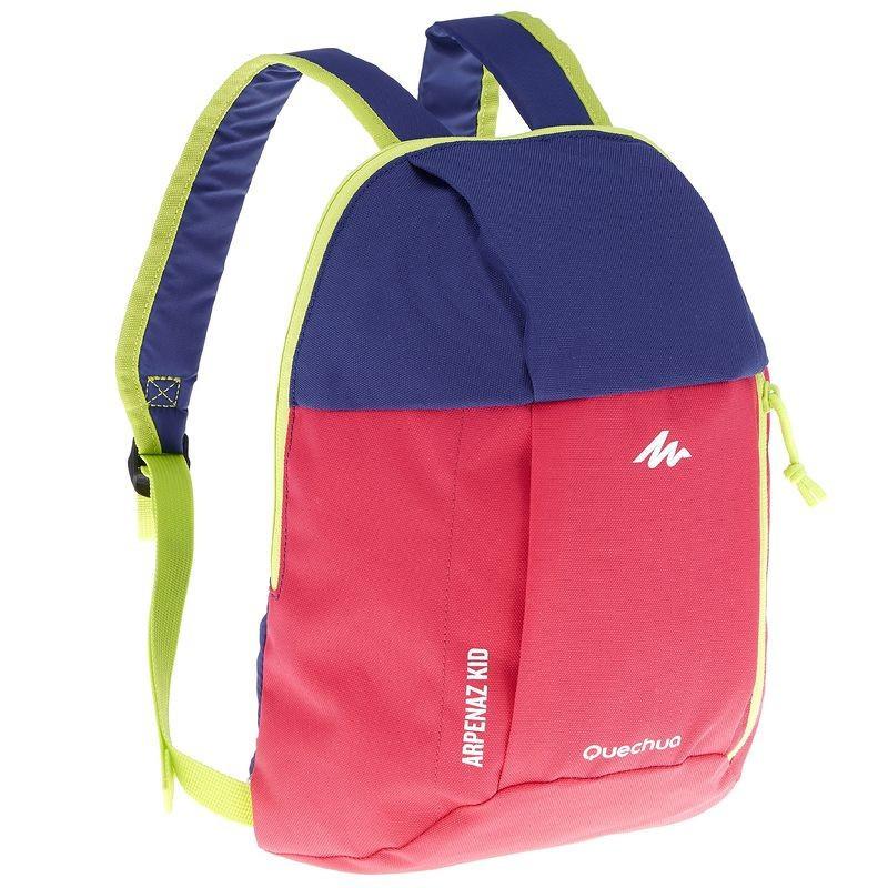 Рюкзак ARPENAZ KID Quechua 7л Малиново-синий