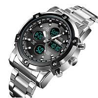Стильные мужские часы оригинальный китай Skmei Molot Black