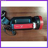 Фонарь прожектор Yajia 2895 U аккумуляторный, фото 5