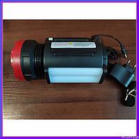 Фонарь прожектор Yajia 2895 U аккумуляторный