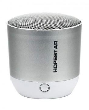 Портативная Bluetooth колонка Hopestar H9 Silver, фото 2
