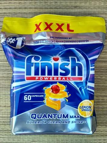 Finish Quantum Max super superior 60шт, фото 2