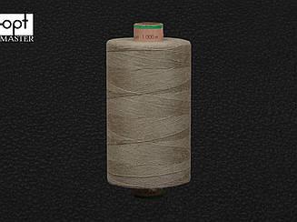 Нитка армированная джинсовая № 80, цв.капучино, 1000 м, 1228