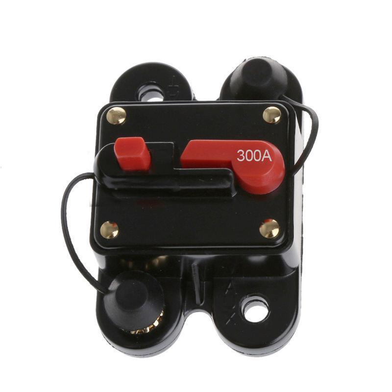 Автоматичний запобіжник 300 А 12\24 В