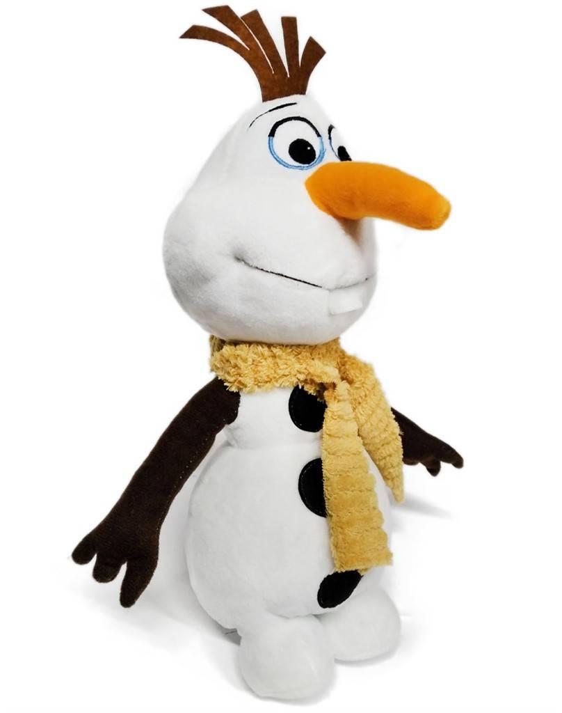 Мягкая Игрушка Снеговик 00583