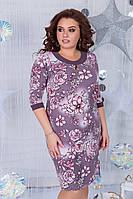Женское платье 120 большой размер (52 54 56 58) СП, фото 1