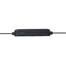 Беспроводные вакуумные наушники Bluetooth гарнитура Celebrat A7 | Super Bass, фото 2