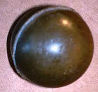 Резиновый шарик - очиститель сит БСХ и БСХМ