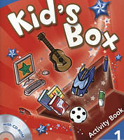 Kid's Box 1. Activity Book (+ CD-ROM)